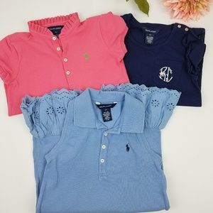 Ralph Lauren lot girls size 6X clothing